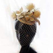 шляпка для невесты