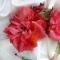 Ободок с цветами шиповника